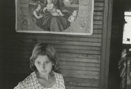 Ben Shahn, 'Child of Fortuna Family, Hammond, Louisiana', October 1935