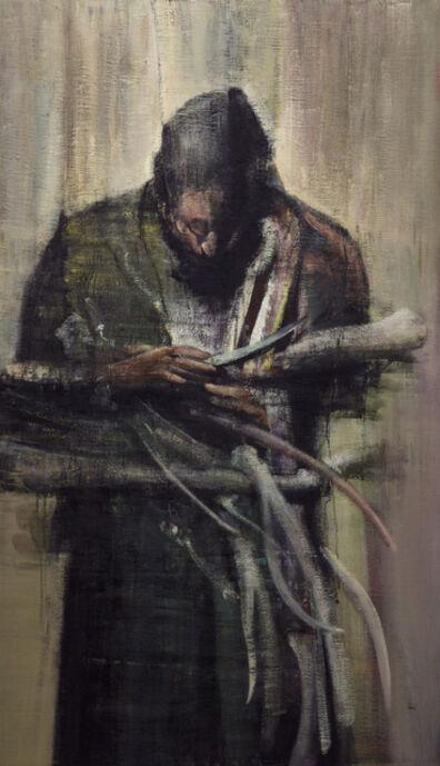 Nikos Aslanidis, 'The Hunter', 2017-2019
