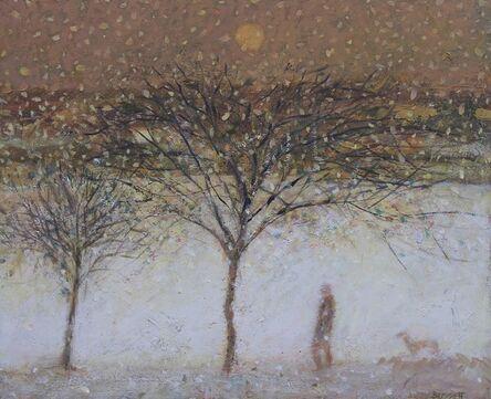 Michael Bennett (1934-2016), 'Winter West Cumbria', ca. 2011