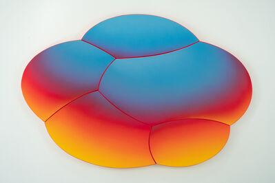 Jan Kaláb, 'Petrol Bubble', 2021