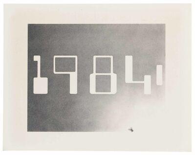 Ed Ruscha, '1984', 1967