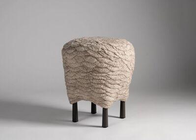 Ayala Serfaty, 'Rapa Series: Shastool, Contemporary Handmade Footstool', Israel-2019