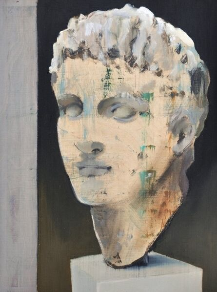 Jochen Pankrath, 'Abstrakte Philosophen XVI', 2018