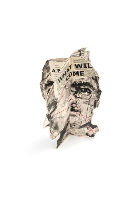 William Kentridge, 'Head I'