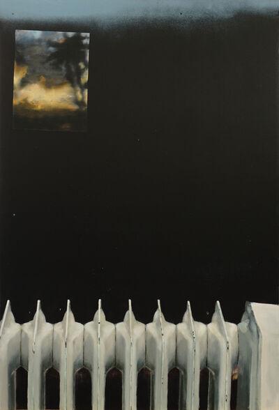Áron Galambos, 'Palm-study', 2017
