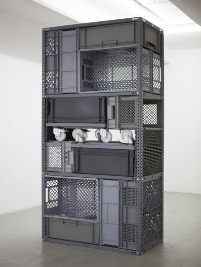 Michael Johansson, 'Flip shelf – Standing Unit ', 2018