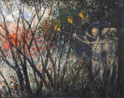 Enrique Grau, 'Incendio', 2003