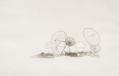 Heidi Neilson, 'Roofs 19, From the 7', 2006
