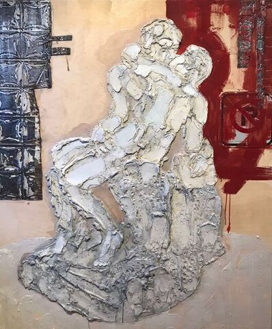 Sylvain Tremblay, 'The Rodin Kiss', 2019