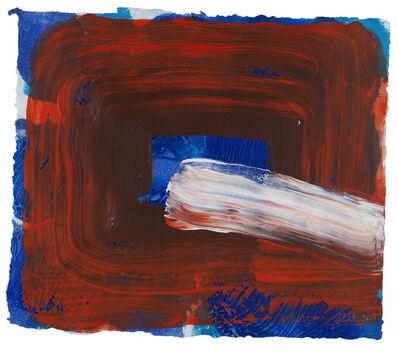 Howard Hodgkin, 'Cigarette', 2000-2002