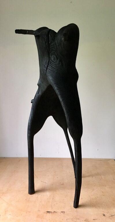 Aaron Spangler, 'Lady Crow', 2019
