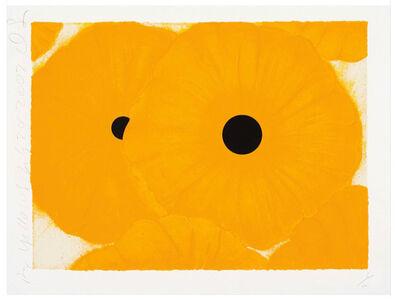Donald Sultan, 'Six Yellows', 2002