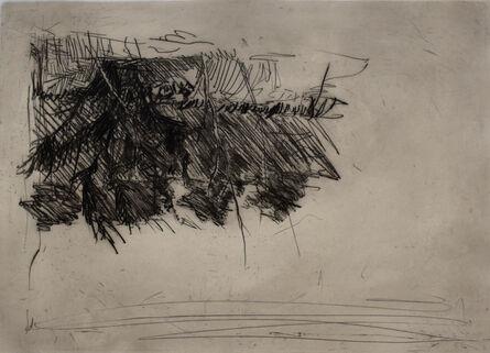 Georg Baselitz, 'Composition III, from: One Week | Eine Woche', 1972