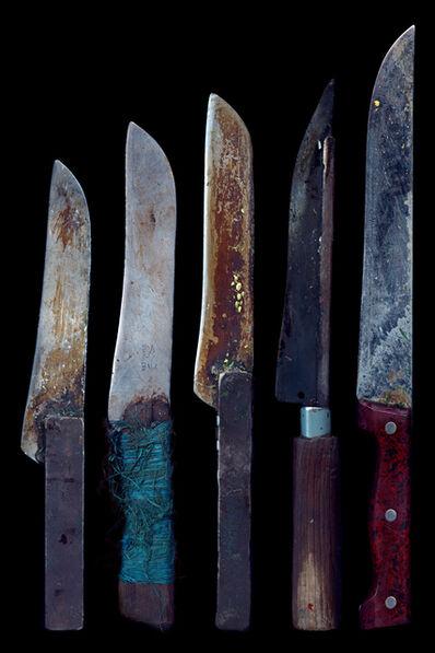 Angki Purbandono, 'Kitchen's Knife', 2013