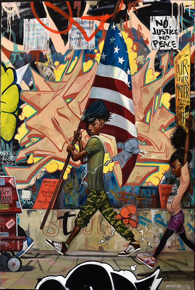Frank Morrison, 'This is America', 2020