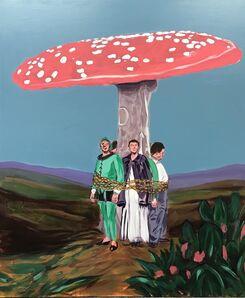 Mads Rafte Hein, 'Mushroom', 2019