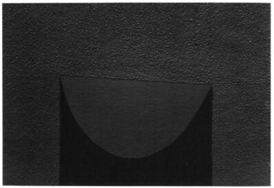 Alberto Burri, 'Mixoblack 4', 1990