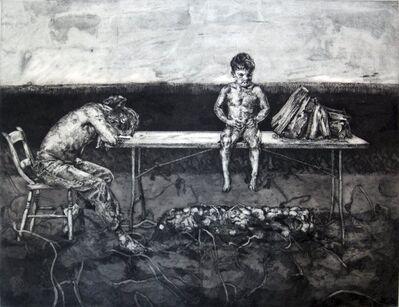 Freya Payne, 'The potato field series, Isaac and Abraham', 2011