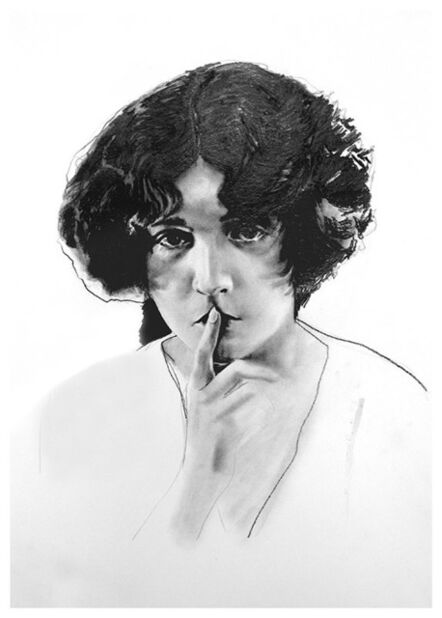 Nina Mae Fowler, 'Sssh... Work In Progress', 2012