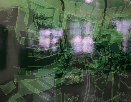 Tiina Pyykkinen, 'Distorted Stage', 2020