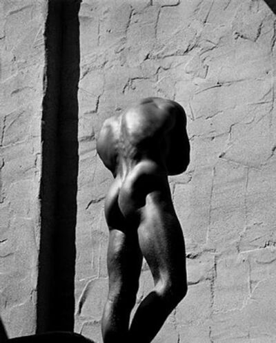 Herb Ritts, 'Male Nude (Headless), Los Angeles', 1985