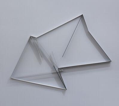 Manfred Mohr, 'P-522/H', 1997