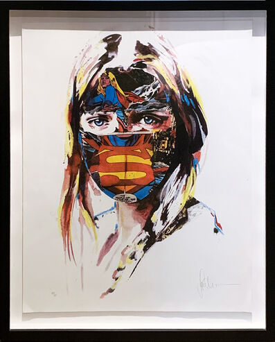 Sandra Chevrier, ''Cage Study: Where People are Crying'', 2013