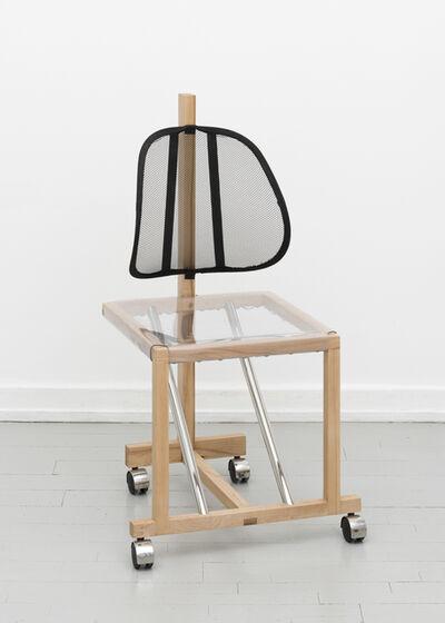 Soft Baroque, ''Lumbar Support' Chair', 2017