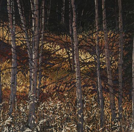 Deb Komitor, 'Autumn Fully Present', 2015
