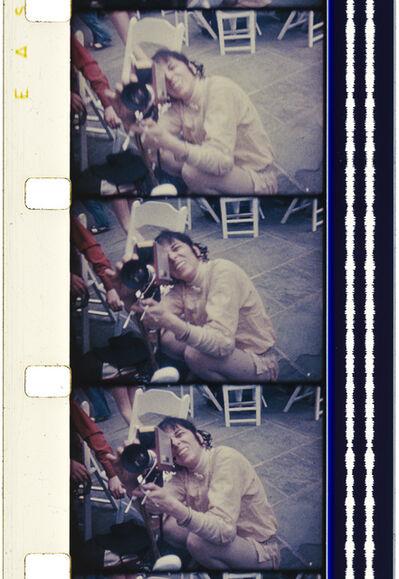 Jonas Mekas, 'Shirley Clarke, June 12, 1971', 2013