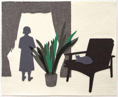 Aurora Kiraly, 'Soft Drawings: Subconscious Narratives, Days Passing By', 2020