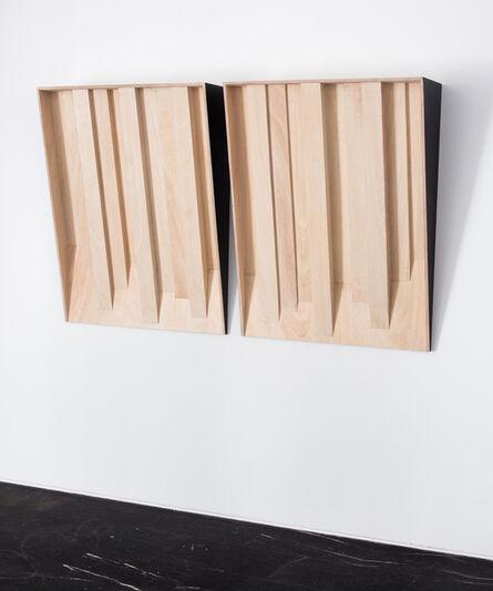 Marius Engh, 'Diffuser I/Diffuser II', 2017