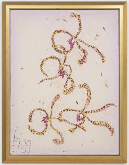 Craig Kauffman, 'Philippino Orchids', 1989