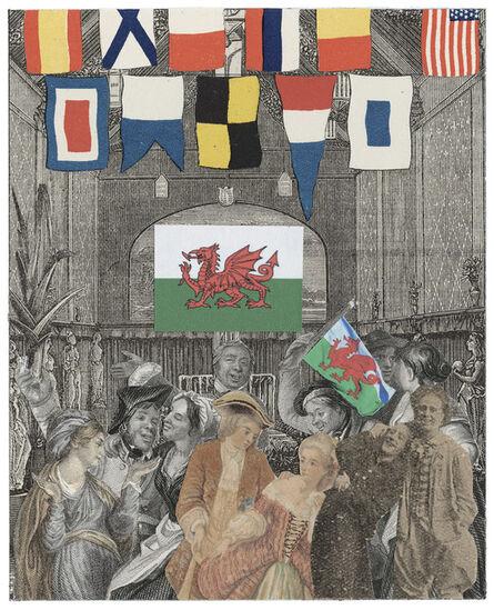 Peter Blake, 'The Sailors' Arms', 2013