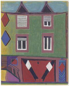 Tal R, 'House Tiffany', 2015