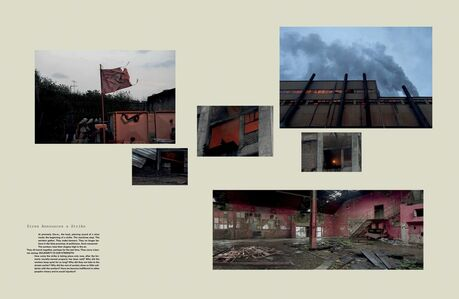 """Igor Grubic, '""""Traces of Disappearing (Deconstruction of the Factory)"""" '"""