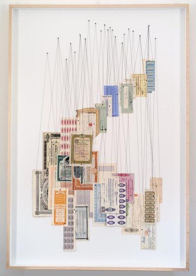 Rodrigo Matheus, 'Courbe de Temps', 2018