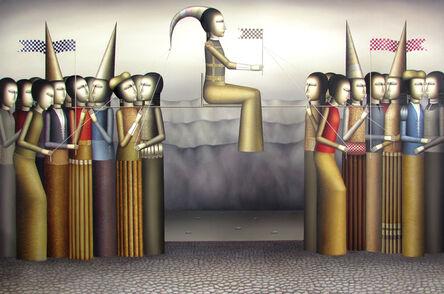 """Armen Gevorgian, '""""The Parade"""" / """"Resmi Geçit""""', 2015"""