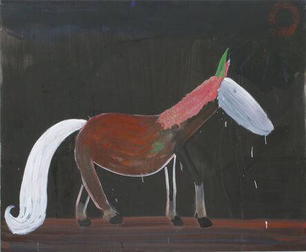 Matthias Dornfeld, 'Untitled (out of the horse series)', 2016