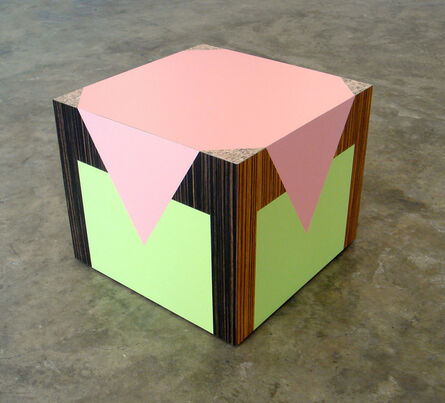 Richard Artschwager, 'Table (Wannabe) ', 2009