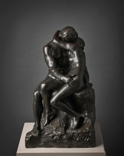 Auguste Rodin, 'The Kiss', 1881-1882