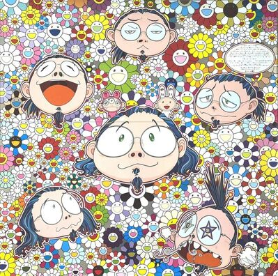 Takashi Murakami, 'The Artist's Agony and Ecstasy', 2017
