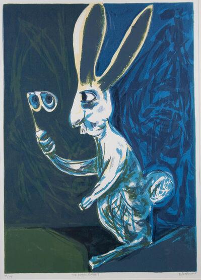Charles Blackman, 'The White Rabbit', ca. 1989