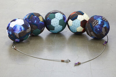 Ei Arakawa & Henning Bohl, 'The Day When Soccer Became Money', 2014