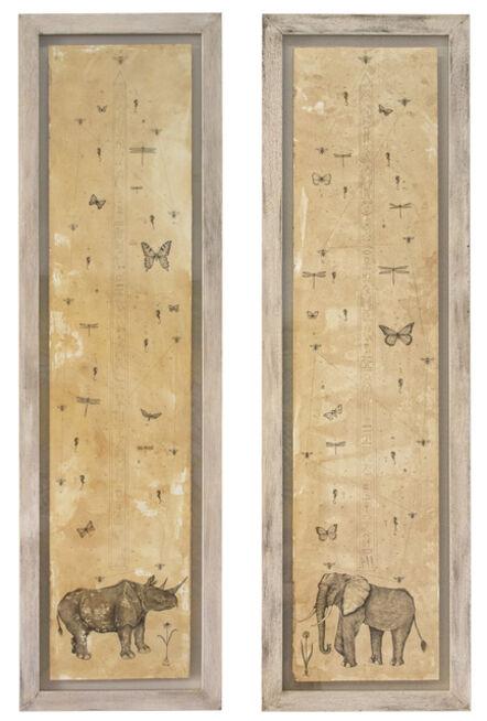 Andrea Collesano, 'Obelisco Egizio', 2020