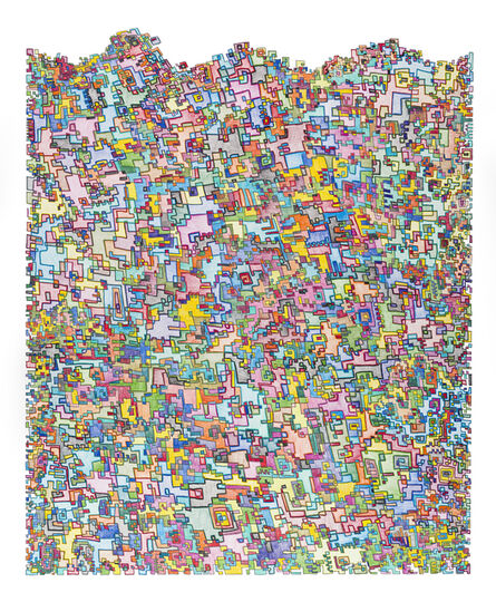 LoveJordan, 'Chaos - Shore', 2020