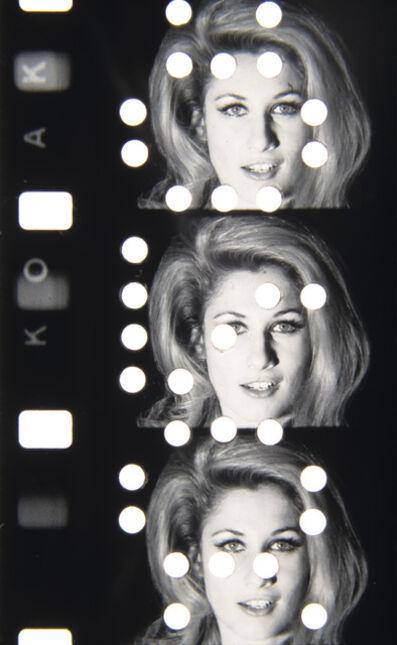 """Jonas Mekas, '""""Baby Jane"""" (Jane Holzer) at Warhol Factory', 2013"""