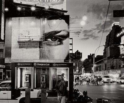 Frank Paulin, 'Times Square Eye', 1993
