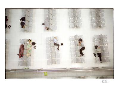 Tim Klein, 'Airport Nap', 2008