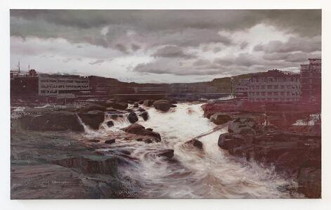 Tommy Hilding, 'Kaskad / Cascade', 2017